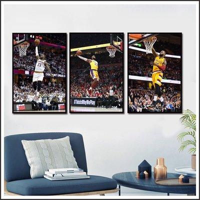詹姆士 LeBron James NBA LBJ 湖人 騎士 明星海報 藝術微噴 掛畫 嵌框畫 @Movie PoP ~