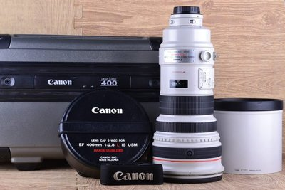 【台中品光攝影】Canon EF 400mm F2.8 L IS USM (400/2.8)  大砲 打鳥 定焦 望遠 一代鏡  #33587J
