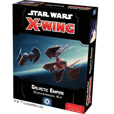 ☆快樂小屋☆ 星際大戰X翼戰機 銀河帝國轉換包 X-wing Galactic Empire 台中桌遊