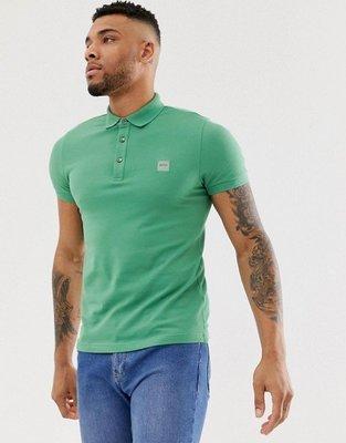 代購BOSS Passenger slim fit logo polo都會型男短袖polo衫 XS-XL