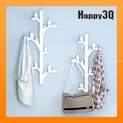 ☆☆☆衣物架衣帽架創意收納支架帽架簡易掛勾造型樹木白色衣帽架創意造型架子