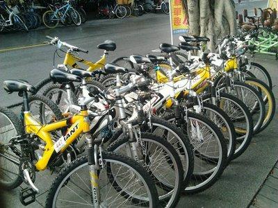 非常好騎 捷安特21段 DS821 DS521 黑 黃 白 銀 登山越野自行車