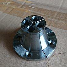 達哥機器五金 WE-4KA型木工專用夾頭使用 加強型長鼻夾爪組四片一組/加大盤型夾爪四片型一組也是1280/夾爪為台灣CNC車床精細製造商品.