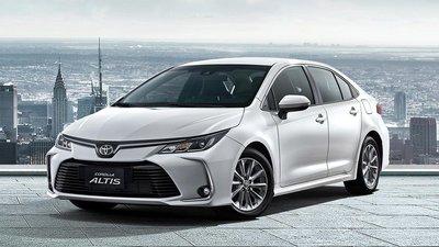 SUGO汽車精品 豐田2019年 NEW COROLLA ALTIS 12代 速控上鎖+防追撞警示