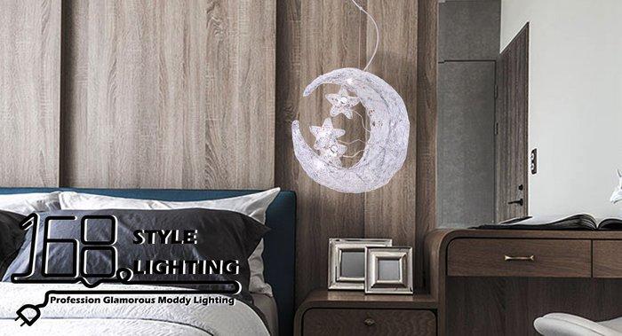 【168 Lighting】唯美星月《時尚吊燈》GI 71310-6