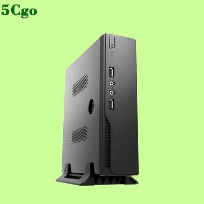5Cgo【含稅】mini迷你主機電腦4K高清八代i5 i7辦公遊戲小微型工控機箱htpc桌上型t614903383334