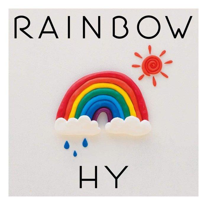 特價預購 HY RAINBOW (日版通常盤CD) 最新2019 航空版