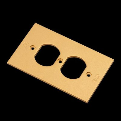 Monitor Acoustics Glory SN-112/297 特殊鋁合金插座蓋板 歡迎來電洽詢