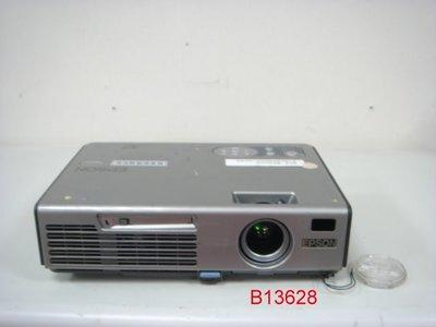 【全冠】EPSON愛普生 EMP-745 數位液晶投影機 放影機 家庭劇院放映機 缺遙控器 便宜賣(B13628)