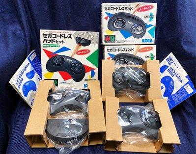 SEGA MEGA Driver MD  無線手把 日本製 全新品