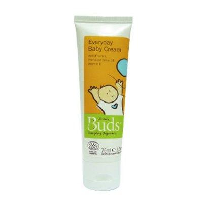 【Buds 芽芽有機】日安系列-保濕護膚霜75ml【曼曼小舖】