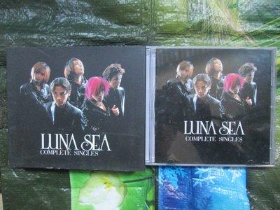 CD(片況佳)~Luna Sea--Complete Singles Hits專輯.收錄Believe等