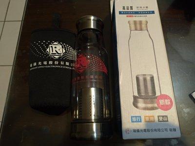 玻璃水瓶(股東會紀念品)