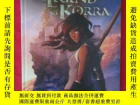 簡書堡TheLegend of Korra: The Art of the Animated Series Book T