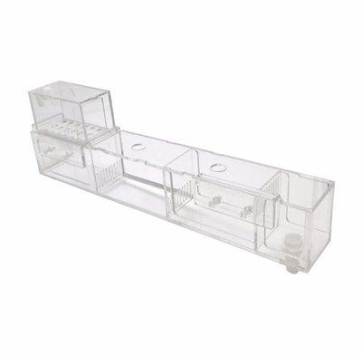 大號無架【NF476】2尺~3尺缸乾濕分離魚缸上濾盒 魚缸水族箱上置上部外置篩檢程式滴流盒過濾槽過濾盒水族箱上過濾盒
