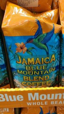 代購好市多COSTCO 商品~MAGNUM 藍山調和咖啡豆 907公克/包