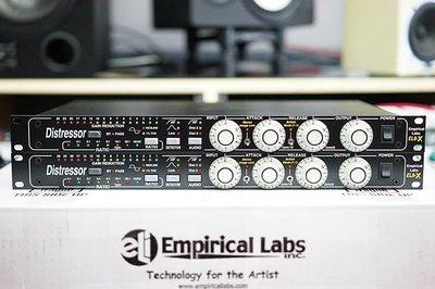 舞台設備Empirical Labs Distressor EL-8X EL8 磁帶飽和壓縮器行貨