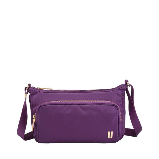 SUMDEX 輕便肩背包NOA-763PU紫色