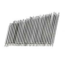 鋼管(兩支)直徑1.5mm ,6mm~30mm優質真不鏽鋼製作 彈簧針 彈簧棒 錶耳 錶帶固定針 spring bar