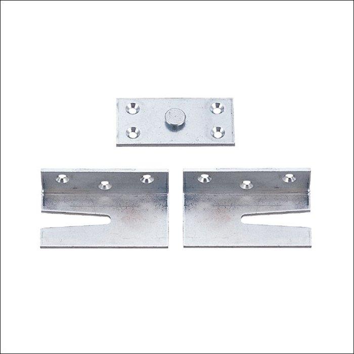 K2906 床架連接器 床框結合 床頭連接器