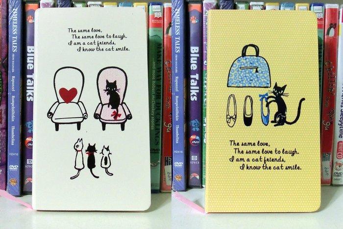 *【韓國萌貓筆記本】*小pen外文童書~~萌貓筆記本~~張張都有驚奇,記下好心情