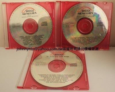 1985瑞士bridge MR. Acker Bilk Love Songs 無IFPI二手絕版非原盒NT$368元含郵
