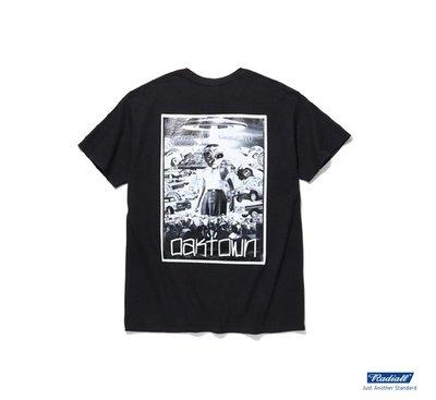 GOODFORIT / 日本Radiall LOWRIDER PAUL CREW NECK科幻電影主題短袖上衣/兩色