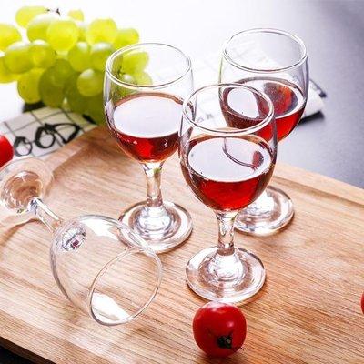 特價紅酒杯家用組合裝無鉛洋酒杯雞尾酒杯歐式葡萄酒杯6隻裝yi   全館免運