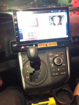 (柚子車舖) 豐田 2010-2016 WISH 10.2吋 安卓機加前行車記錄器加倒車影像 可到府安裝 a