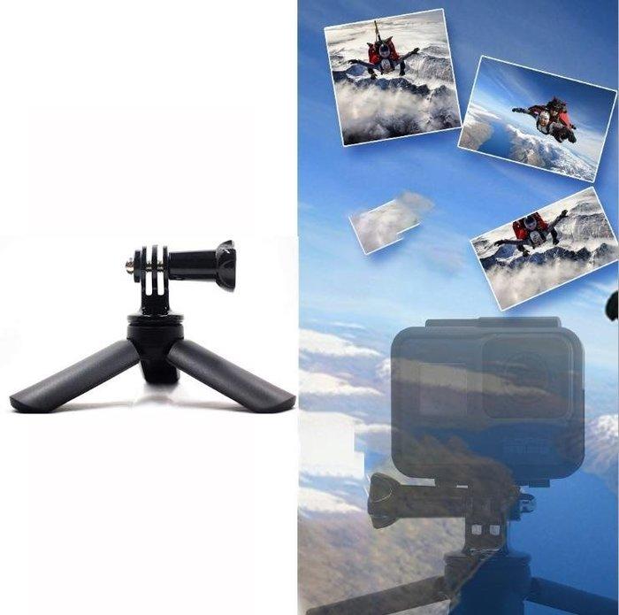 【世明國際】LDX-128+迷你支架 gopro 運動相機底座支架 稳定器配件 桌面三脚架 相機腳架