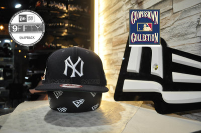 New Era Coopers Town NY Yankees 1939 All Star Game 復古洋基明星賽後扣