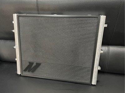 ☆光速改裝精品☆MISHIMOTO BMW M3/M4 F80/F82/F83 S55 鋁製水箱 全鋁水箱 水冷器