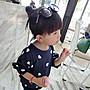 ♥ GC5009 韓版女童裝愛心蝴蝶結短袖T恤 (現...