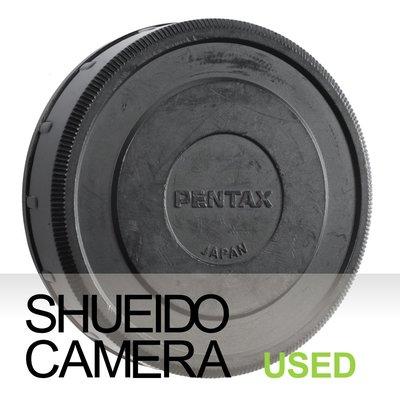 集英堂写真機【1個月保固】中古良品 / PENTAX 67 6X7 原廠 後鏡頭蓋 #129 18112