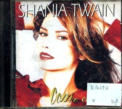 *真音樂* SHANIA TWAIN  / COME ON OVER 二手 K10270 (封面底破)(下標賣2)