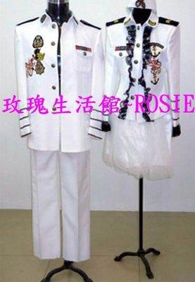 【演出show】~ COSPLAY 制服,海軍裝,甜心派男/女套裝.男$2,180女$1980一套:$4,100