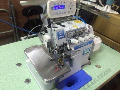 JUKI MO6800 拷克 工業用 縫紉機 氣動式 自動切線 節氣 直驅馬達 .天祥縫紉機行