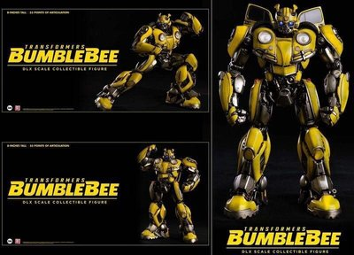 3A Transformers Bumblebee DLX Scale 大黄蜂 action figure 變形金剛 Transformer
