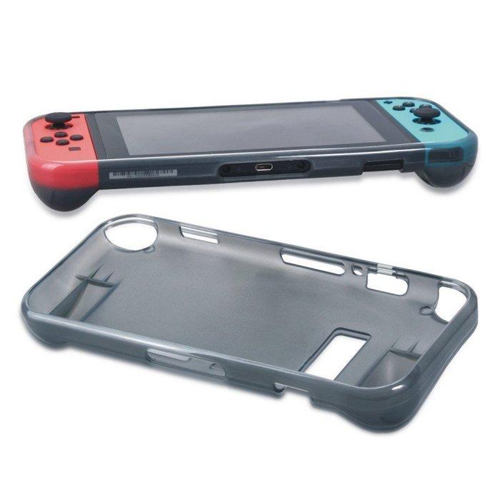 Nintendo 任天堂 Switch 一體 保護套 TPU透明保護殼 送螢幕保護貼