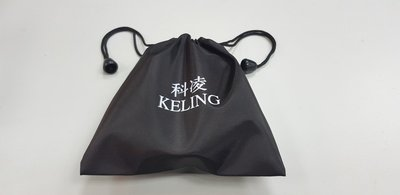 KELING A8 多能能防水布袋 束口防水袋 U盤 自拍桿 行動電源 充電寶 拉繩束口 保護袋 收納袋 12*11mm 新北市