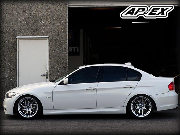 【樂駒】美國 ApexWheels ARC-8 18吋 19吋 BMW E90 E92 E93 M3 性能 輪圈