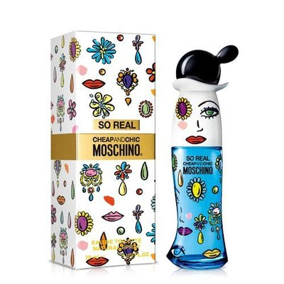 MOSCHINO SO REAL 奧莉薇 30ml
