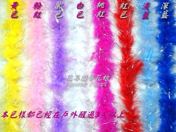 【花宴】*超特價銀蔥羽毛條*喜糖籃~花棒裝飾~簽名筆搭配~婚禮會場~飾品~