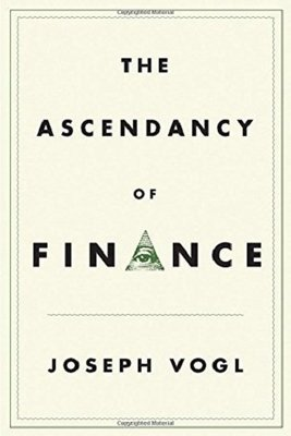 金融的優勢 英文原版 The Ascendancy of Finance Joseph Vogl Polity Pres