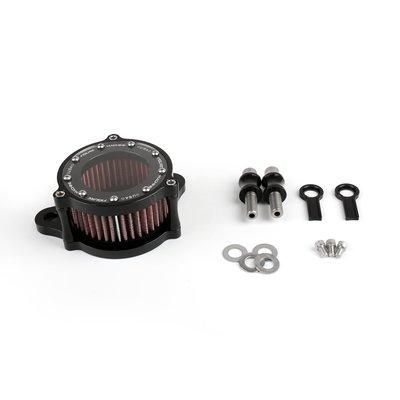 《極限超快感》Sportster XL883 XL1200 1988-2019 明型空濾 黑色