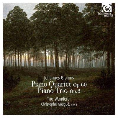 布拉姆斯:鋼琴四重奏(流浪者三重奏) Trio Wanderer ---HMC902222