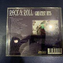 *還有唱片行*ROCK & ROLL GREATEST HITS 二手 Y10313
