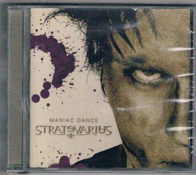 [鑫隆音樂]西洋單曲-STRAT VARIUS / MANIAC DANCE {MVP63104}全新/免競標