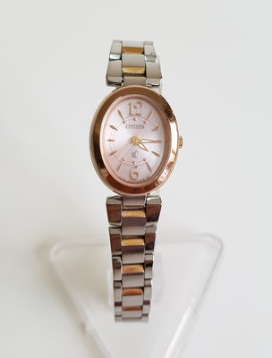 【星辰錶】CITIZEN  XC  系列,ECO-Drive 光動能  都會女性  時尚女腕錶 , 保證真品  功能正常
