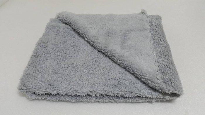 愛車美*~Zero Edge Micro Cloth無邊超細軟擦拭布 完美下蠟布 鍍膜專用擦拭布40X40 頂級珊瑚絨布
